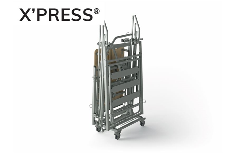 Le lit X'Press (accès gratuit)